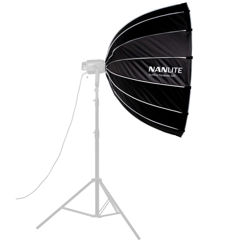 Nanlite Para 120 Quick Open Softbox 4
