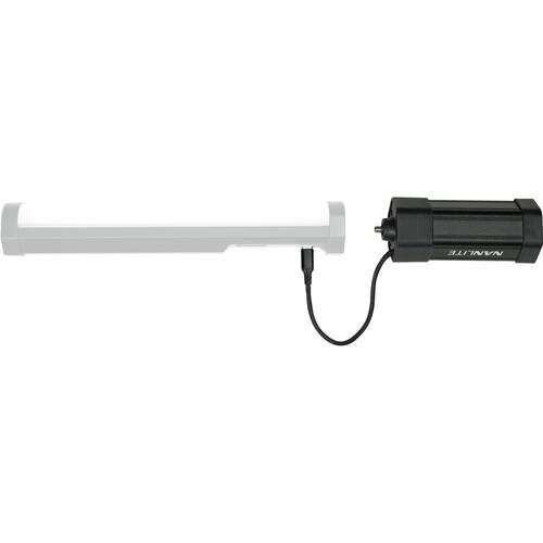 Nanlite PavoTube II 6C NP F Battery Grip 4