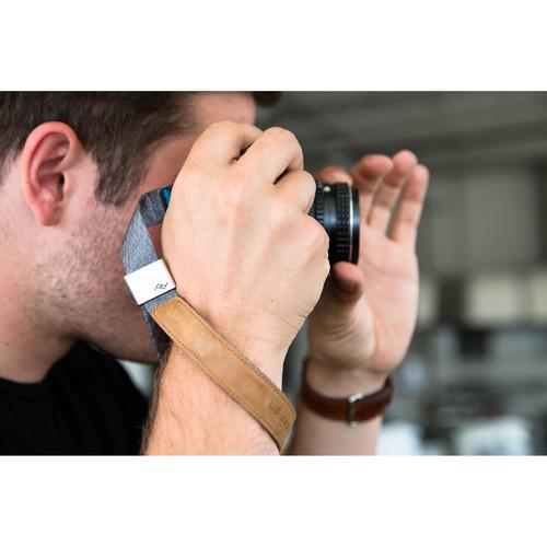 Peak Design Cuff Camera Wrist Strap ash 5
