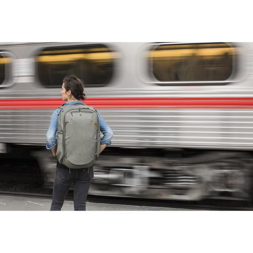 Peak Design Travel Backpack 45L Sage 2