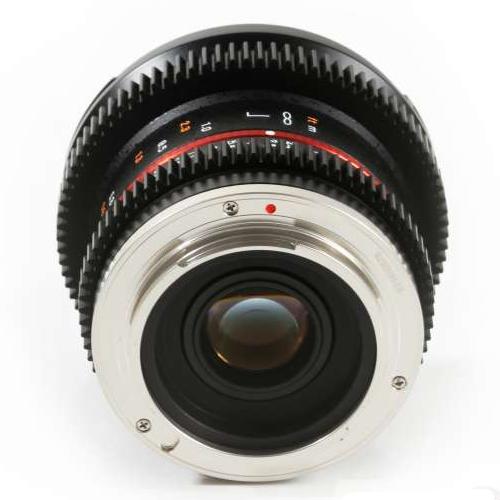 Samyang 12 mm T2.2 VDSLR 4