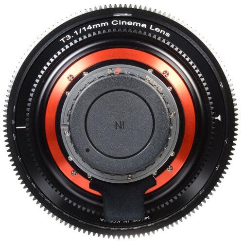 Samyang XEEN 14mm T3.1 Lens 2