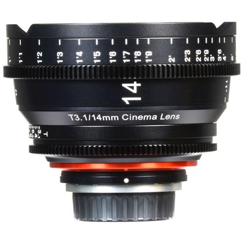 Samyang XEEN 14mm T3.1 Lens 3