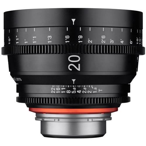 Samyang XEEN 20mm T1.9 Lens 1