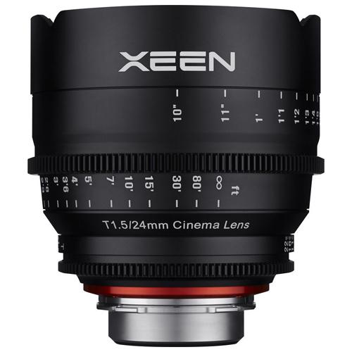 Samyang XEEN 24mm T1.5 Lens 1