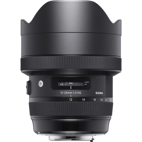 Sigma 12 24mm f4 DG HSM Art Lens 1