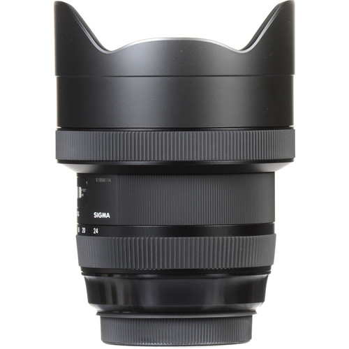 Sigma 12 24mm f4 DG HSM Art Lens 3