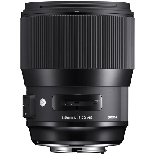 Sigma 135mm f18 DG HSM Art Lens 2