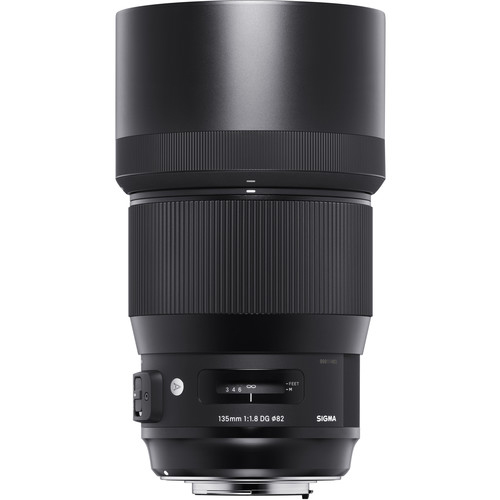Sigma 135mm f18 DG HSM Art Lens 3