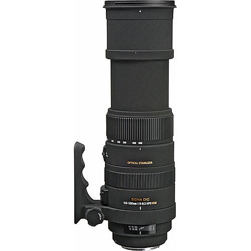 Sigma 150 500mm f5 63 APO DG OS HSM Lens 3