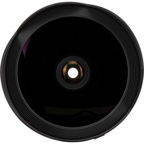 Sigma 15mm f28 EX DG Diagonal Fisheye Lens 5