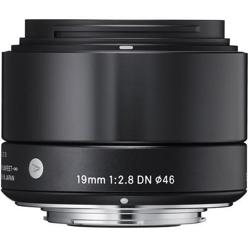 Sigma 19mm f28 DN Art Lens 1