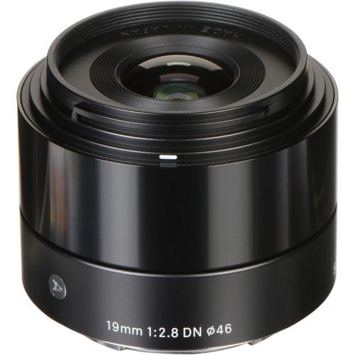 Sigma 19mm f28 DN Art Lens 2