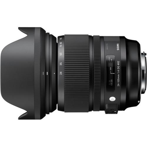 Sigma 24 105mm f4 DG OS HSM Art Lens 3