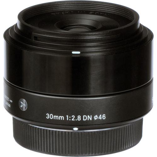 Sigma 30mm f28 DN Lens 2