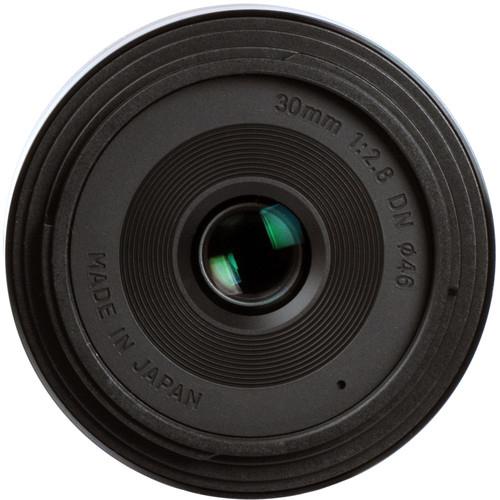Sigma 30mm f28 DN Lens 4