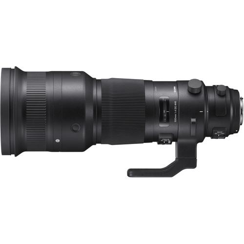 Sigma 500mm f4 DG OS HSM Sports Lens 2