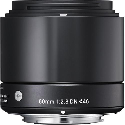Sigma 60mm f28 DN Art Lens 1