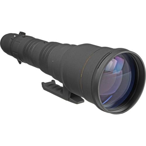 Sigma APO 300 800mm f56 EX DG HSM Lens 1