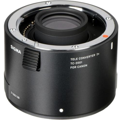 Sigma TC 2001 2x Teleconverter For Canon 1