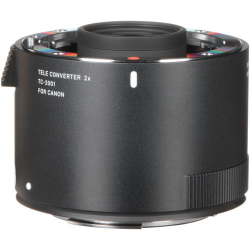 Sigma TC 2001 2x Teleconverter For Canon 2