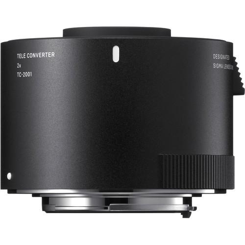 Sigma TC 2001 2x Teleconverter For Nikon 2