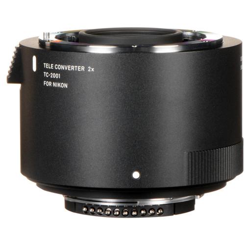 Sigma TC 2001 2x Teleconverter For Nikon 3
