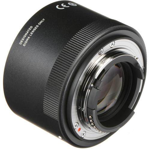 Sigma TC 2001 2x Teleconverter For Nikon 5