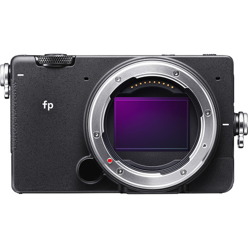 Sigma fp Mirrorless Digital Camera 1