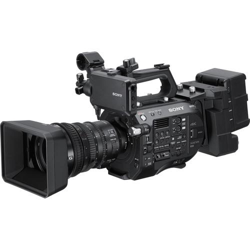 Sony PRO Videocam PXW FS7M2 5