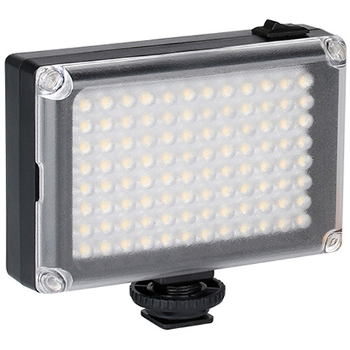 Ulanzi 96 LED Rechargeable On Camera Light 1