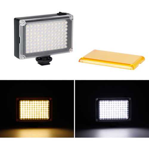 Ulanzi 96 LED Rechargeable On Camera Light 4