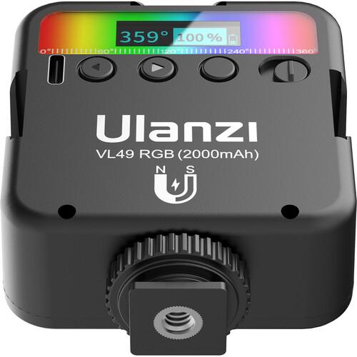 Ulanzi Mini Led RGB VL49 4