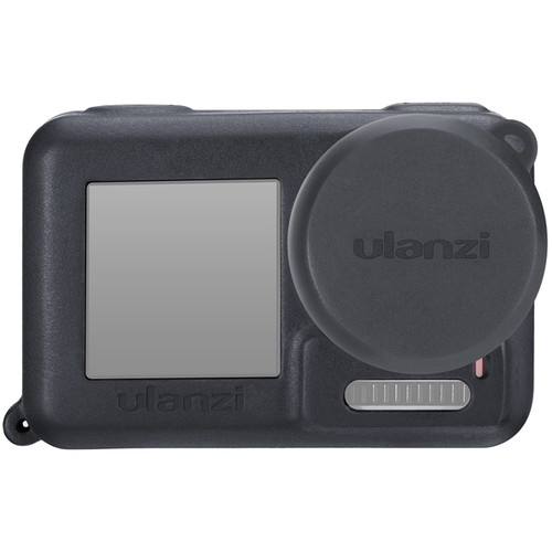 Ulanzi OA 3 Soft Silicone Case with Lens Cap for DJI Osmo Actiont 2