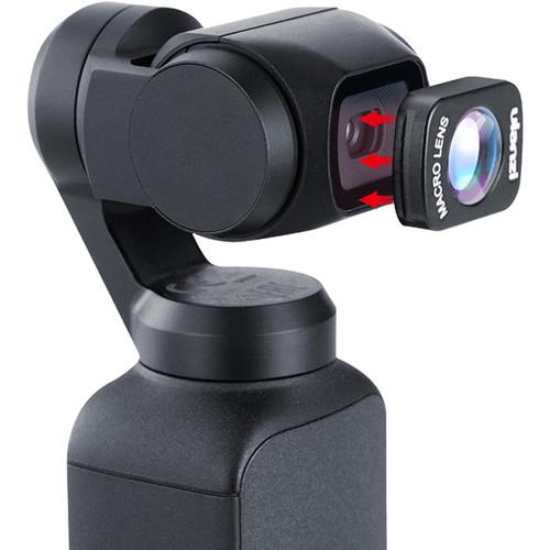 Ulanzi OP 6 Magnetic Macro Lens for DJI Osmo Pocket 3
