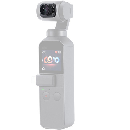 Ulanzi OP 8 Fisheye Lens for DJI Osmo Pocket 2