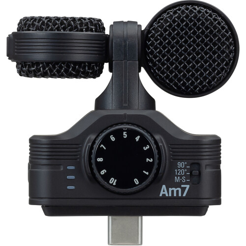 Zoom Am7 Mid Side Stereo Microphone for Android 2