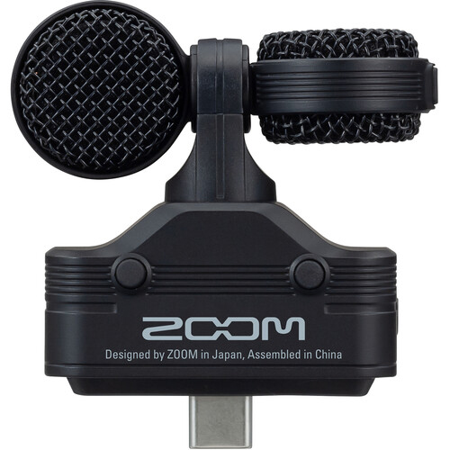 Zoom Am7 Mid Side Stereo Microphone for Android 3