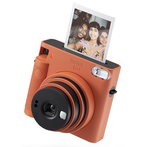 fujifilm 16670508 instax square sq1 orange 2