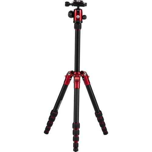 manfrotto mkeles5rd bh element small aluminum traveler 1