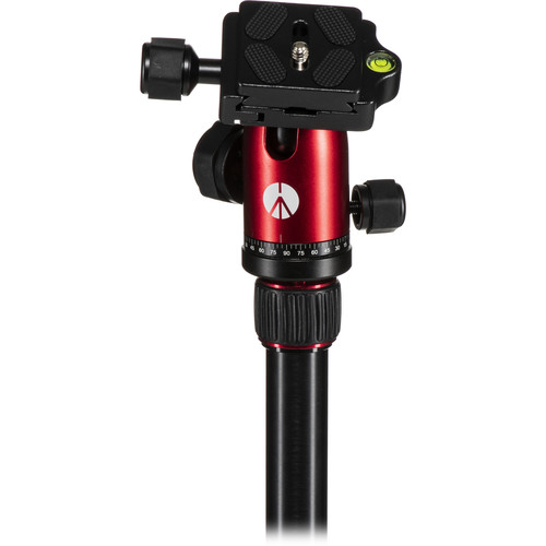 manfrotto mkeles5rd bh element small aluminum traveler 2