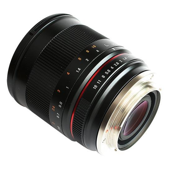 samyang 50mm f1.2 1 1