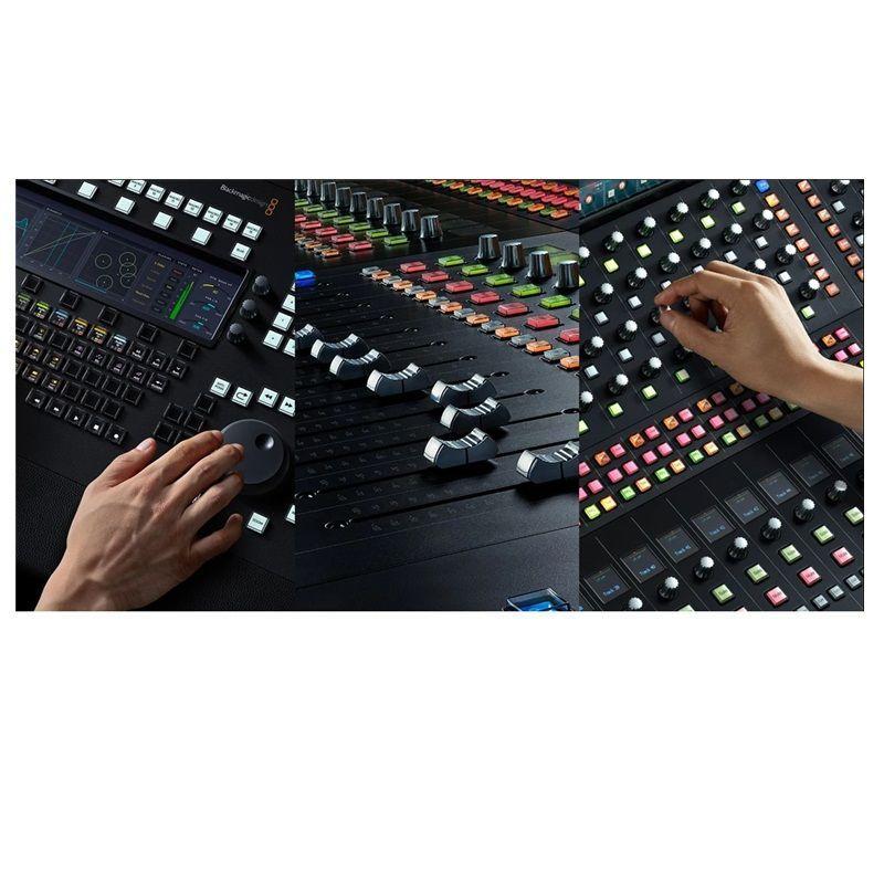 Blackmagic Design Fairlight Desktop Audio Editor 3