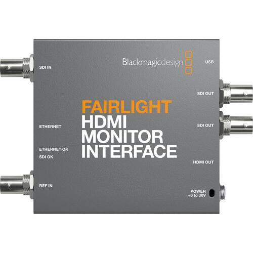 Blackmagic Design Fairlight HDMI Monitor Interface 2