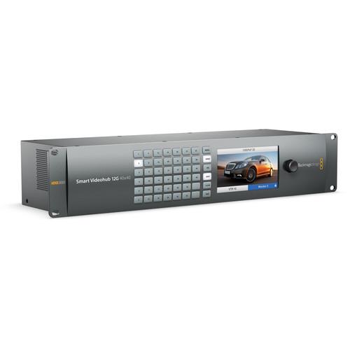 Blackmagic Design Videohub 40v 40 12G SDI 2