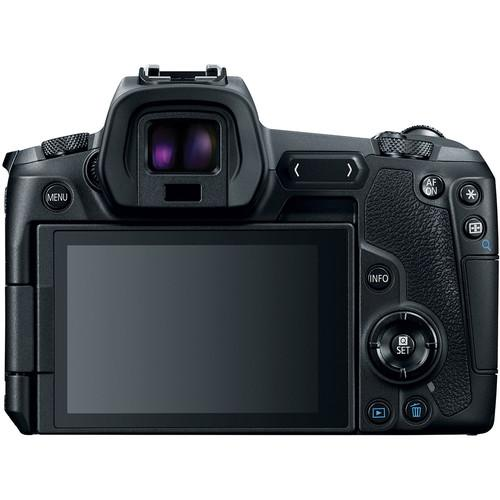 Canon EOS R Mirrorless Digital Camera with 24 105mm 22