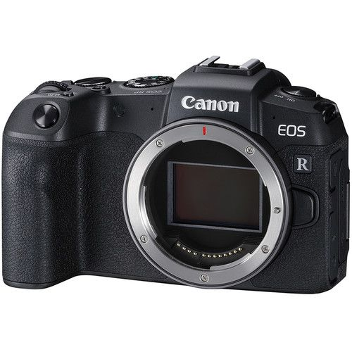 Canon EOS RP Mirrorless Digital Camera Body Only 2