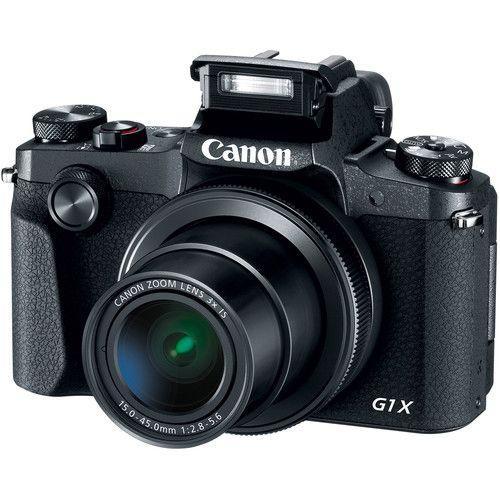 Canon PowerShot G1 X Mark III Digital Camera 2