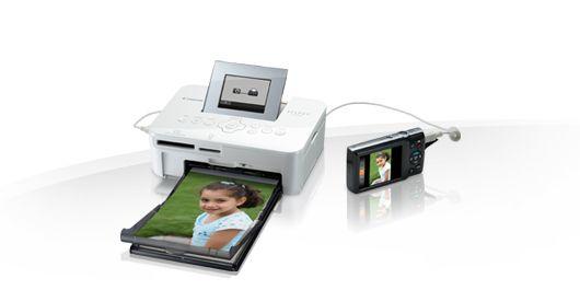 Canon Printer Selphy CP1000 2