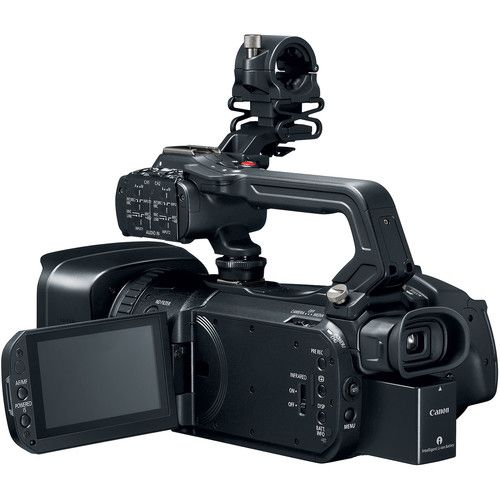 Canon XF400 UHD 4K60 Camcorder with Dual Pixel Autofocus 2